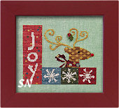Christmas Joy from Just Another Button Company - click to see more
