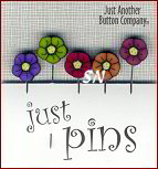JABCO Just Pins jp115 Flower Power Set - click to see a larger view