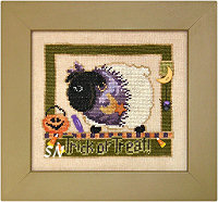 Trick or Treat with Ewe from Just Another Button Company - click to see more
