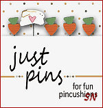 JABCO Just Pins jp114 Carrot Patch Set - click to see a larger view