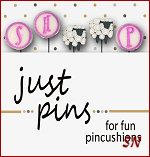 JABCO Just Pins jp152 S is for Sheep Set - click to see a larger view