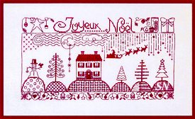 Joyeux Noel from Jardin Prive - click for more