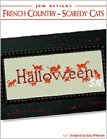 231 French Country Scaredy Cats from JBW Designs -- click to see more