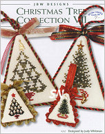 #242 Christmas Tree Collection VII from JBW Designs - click to see more