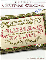 #247 Christmas Welcome from JBW Designs - click to see more