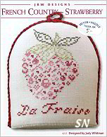 French Country Strawberry from JBW Designs - click to see more