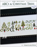 265 ABCs & Christmas Trees from JBW Designs - click to see more