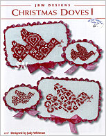 267 Christmas Doves Set One from JBW Designs - click to see more