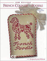 274 French Country Poodle from JBW Designs - click to see more