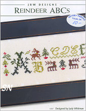 JBW's Reindeer ABCs - click to see more