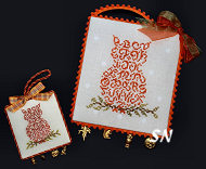 #314 Alphabet Owl from JBW Designs