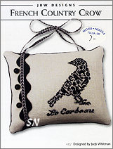 322 French Country Crow from JBW Designs