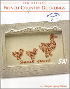 348 French Country Ducklings from JBW Designs