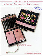 349 Le Jardin Needlework Accessories from JBW Designs