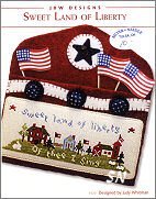 350 Sweet Land of Liberty from JBW Designs