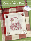 Christmas Purse from JBW Designs - click to see more