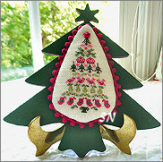 Folk Art Christmas from JBW Designs