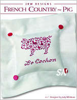 French Country Pig from JBW Designs -- click to see more