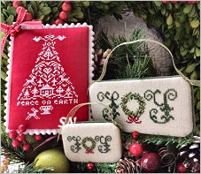 Peace on Earth & Joy from JBW Designs