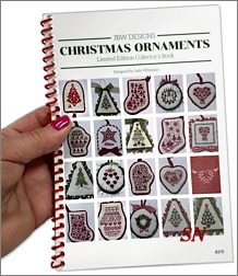 Christmas Ornaments Limited Edition Collector's Book from JBW Designs - click to see more