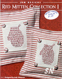 Red Mitten Collection I from JBW Designs - click to see more