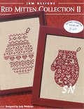 Red Mitten Collection II from JBW Designs - click to see more