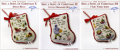 Sing a Song of Christmas 10-11-12 from JBW Designs