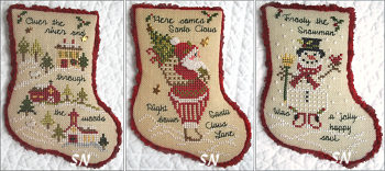 Sing a Song of Christmas 1-2-3 from JBW Designs