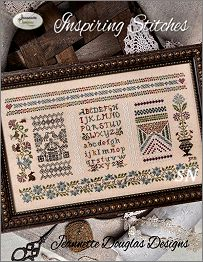 Inspiring Stitches from Jeannette Douglas