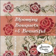 Blooming Bouquets #4 Beautiful from Jeannette Douglas