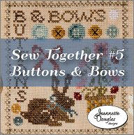 Sew Together #5 from Jeannette Douglas