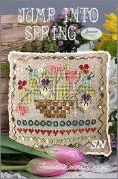 Jump Into Spring from Jeannette Douglas