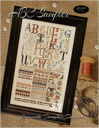 ABC Sampler by Jeannette Douglas -- click to see more