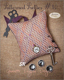 Patterned Pretties #10 by Jeannette Douglas -- click to see more