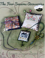 The Four Seasons Accessories by Jeannette Douglas -- click to see more