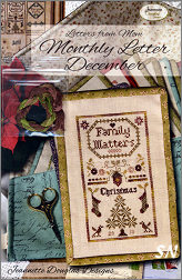 December Letters from Mom from Jeannette Douglas