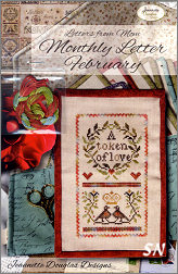 February Letters from Mom from Jeannette Douglas