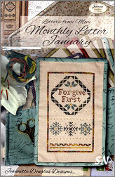January Letters from Mom from Jeannette Douglas
