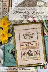 March Letters from Mom from Jeannette Douglas