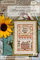 May Letters from Mom from Jeannette Douglas