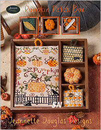 Pumpkin Patch Box from Jeannette Douglas