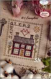 Sew Together #1 Samplers from Jeannette Douglas
