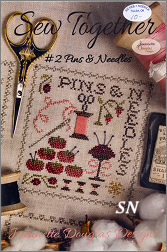 Sew Together #2 Pins from Jeannette Douglas