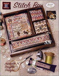 Stitch Box by Jeannette Douglas -- click to see more