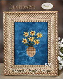 Sunflowers by Jeannette Douglas -- click to see more