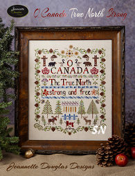 O Canada True North by Jeannette Douglas -- click to see more