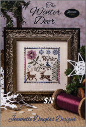 The Winter Deer from Jeannette Douglas