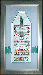 New York/New Jersey Sampler from Jeannette Douglas - click to see more