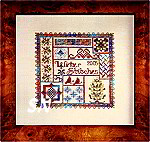 Winter Stitches from Jeannette Douglas -- click to see lots more!