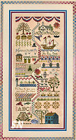 The Bay State Sampler from Jeannette Douglas - click to see more